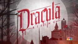 Dracula Title Motion Design Animation