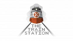 TrainStation Brand Identity Logo Design
