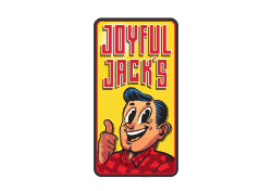 Joyful Jack's Brand Identity Logo Design
