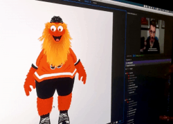 Gritty Character Animator