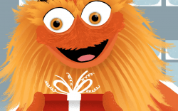 Gritty the Elf Animation for NHL's Philadelphia Flyers