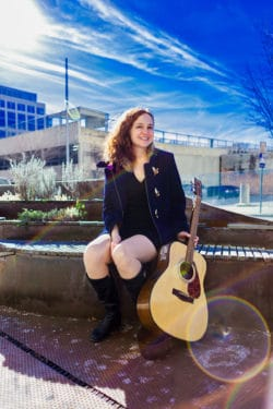 Clare Means Signer Songwriter Photo