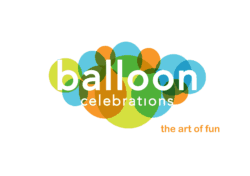 Balloon Celebrations Brand Identity Logo Design