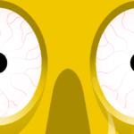 Broadcast animation illustration
