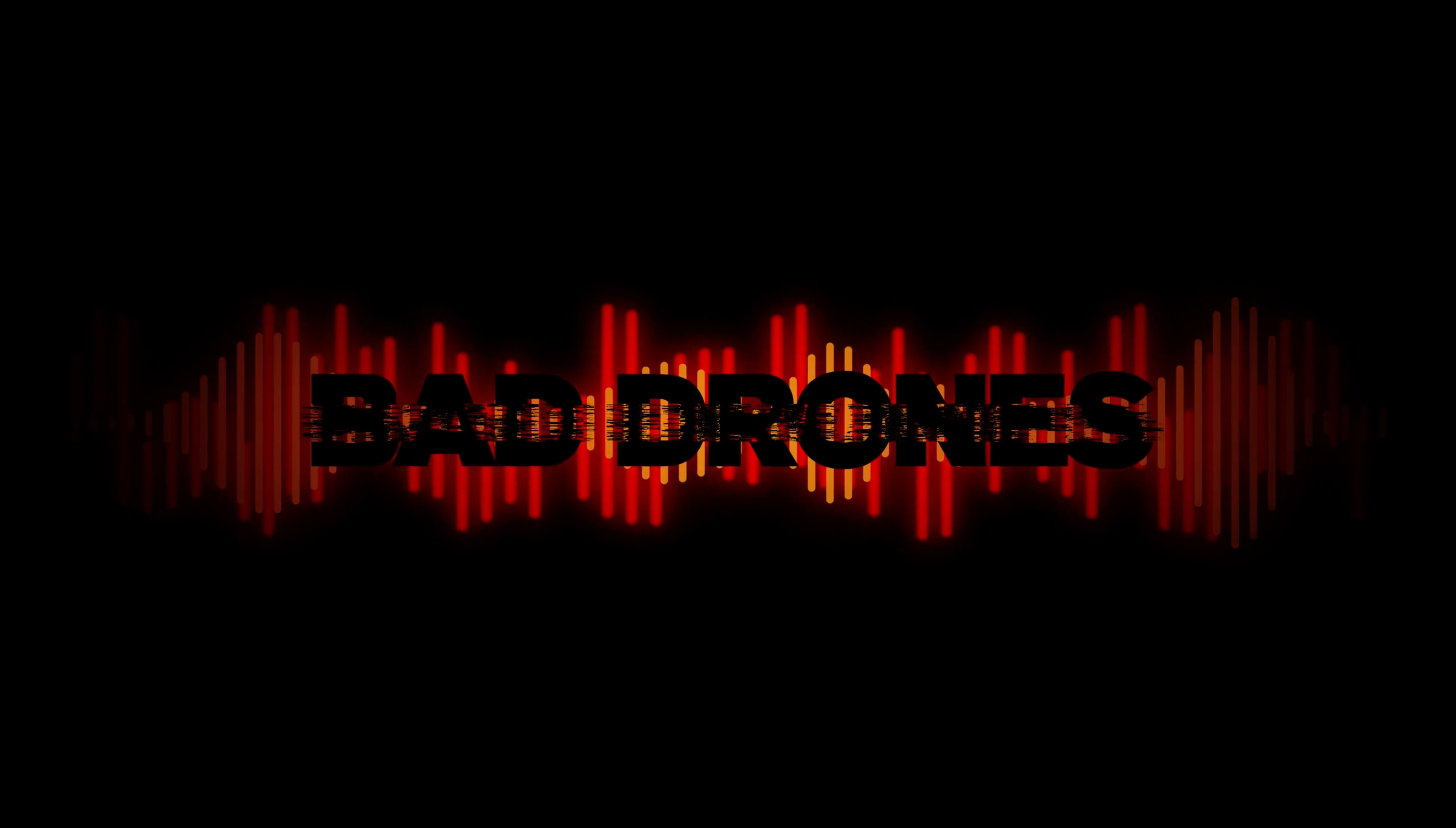 Bad Drones Film Title Design by Zookeeper